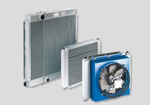 Combi Coolers for Compressors