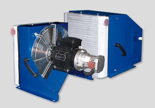 Autonomous Cooling Units